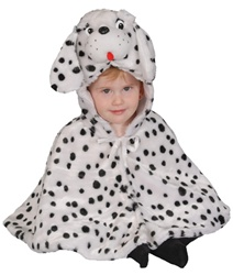 Brave Little Dalmatian Cape