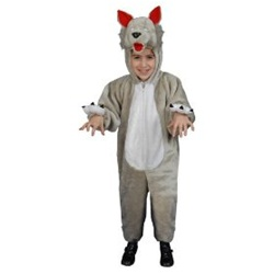 Hungry Wolf Costume