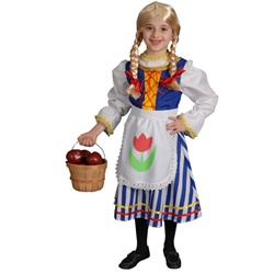 Holland Girl Costume