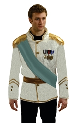 Royal Prince Costume - Adult