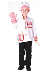 Chef Role Play Dress Up Set