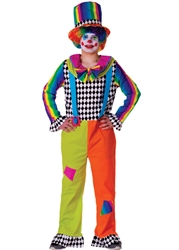Adult Jolly Clown