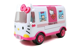 Hello Kitty Emergency Ambulance Playset