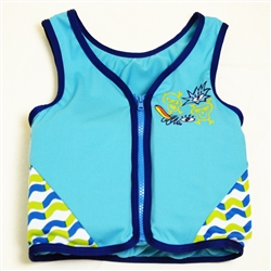 Blue Floatation Swim Vest Small/Medium
