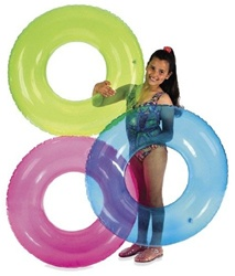 Intex Recreation Corp Transparent Swim Tube Age 8+ 59260EP