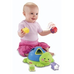 Fisher-Price Friendly First's Activity Shape Sorter