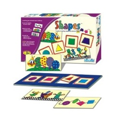 Educational game: Shapes