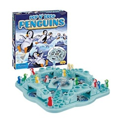 iPlay Pop N Drop Penguins Game