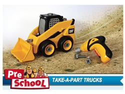 Caterpillar Construction Take-A-Part Skid Steer