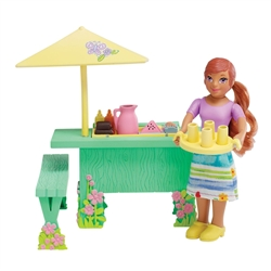 Caring Corners - Picnic in Paradise Doll Pack