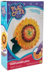 The Orb Factory PlushCraft Sunflower Plush