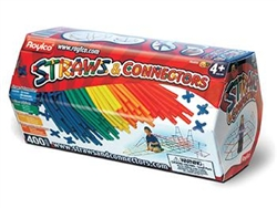 Straws & Connectors 400pc