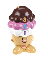 Fisher-Price Laugh and Learn Singin' Scoops